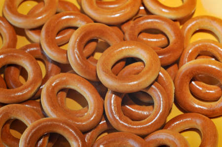 baranka: Bagel , baranka - culinary product  Bagels are a traditional product of Russian cuisine