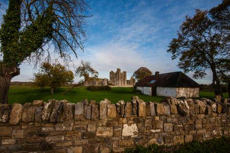 meath: Bective Abbey, Monastic ruins, Meath, Ireland