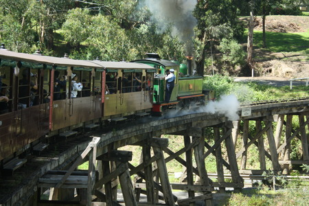 puffing: Puffing Billy