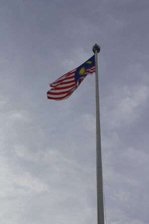 Malaysian Flag Pole photo