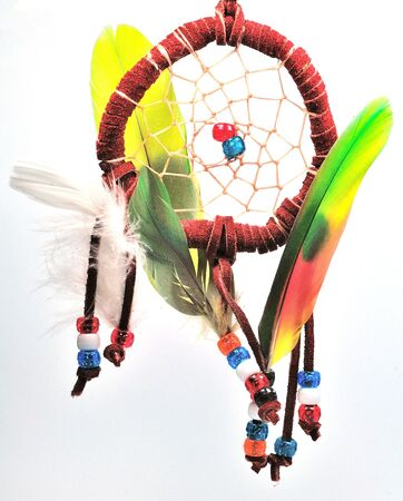Indian dream catcher photo