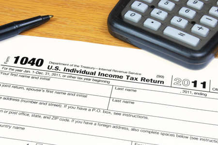 Form 1040 U.S. Income Tax Return