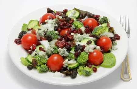 spinach salad: Summer Salad
