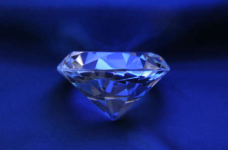 diamond stones: Blue Diamond