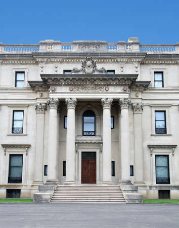 Vanderbilt Mansion, Hyde Park, New York  Owned and operated by the National Park Service, U S  Department of the Interior
