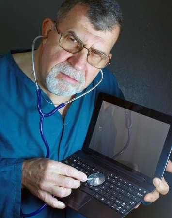 conputer: Conputer Keyboard Doctor