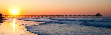 Sunrise, Sunset over Myrtle Beach