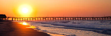 myrtle beach: Sunrise, Sunset over Myrtle Beach