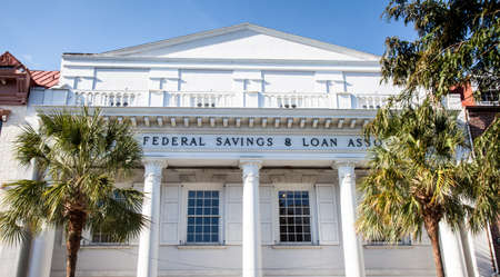 Federal Savings and Loan Association building in Charleston, South Carolina