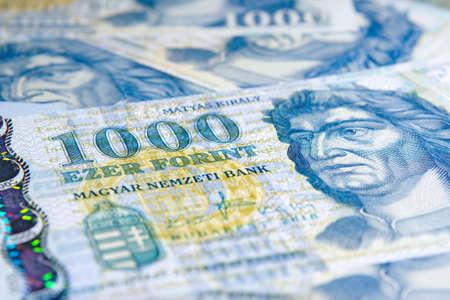 일부 헝가리 지폐