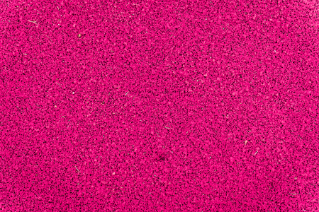 Purple Running track rubber texture. Top view rubber running sports track background