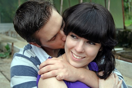 Young love Stock Photo - 16598938