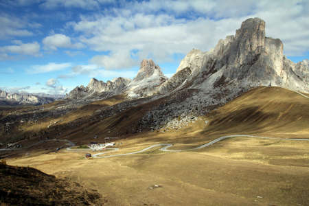 The beautiful bizarre world of the Dolomites Italy photo