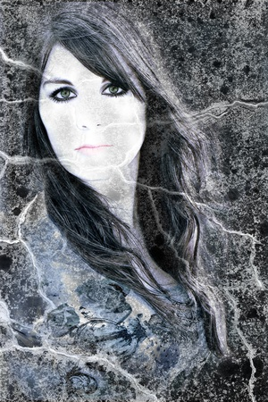 Digiart - The Enchanted Girl photo