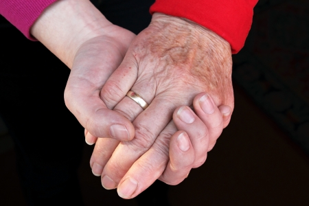 Generations of Hands - A Helping Hand photo
