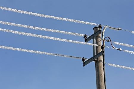 eiszeit: Ice Age f�r die teuren Strompreise Lizenzfreie Bilder