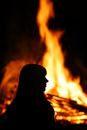 남자와 불