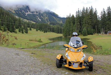 Motorsport with the Can Am Spyder