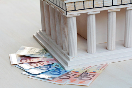 Financial aid for Greece photo