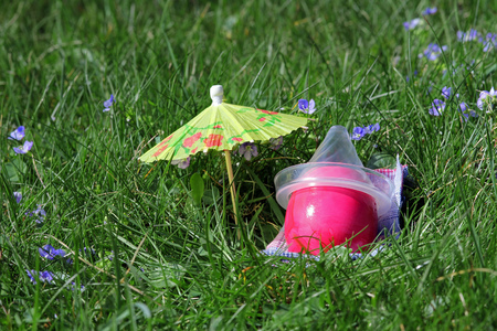 exceptionally: warm sunny weather at easter
