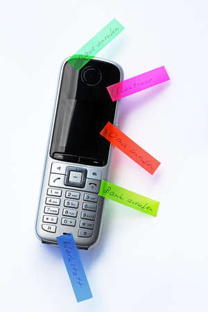 forgetfulness: bookmarks on one phone