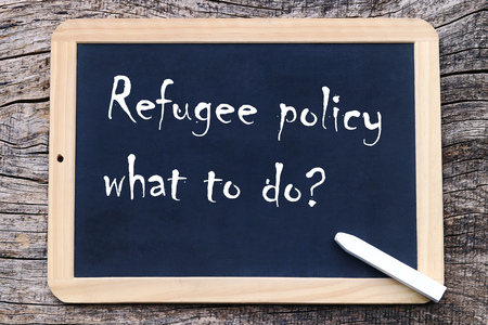How should refugee policy continue?