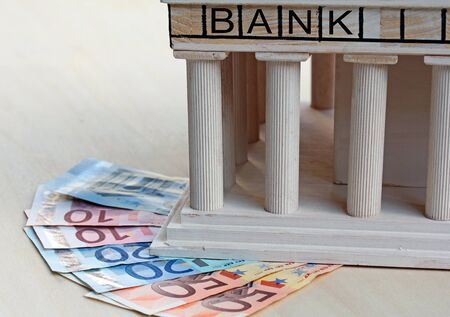 How much security do banks offer for money and assets? Фото со стока - 134270598