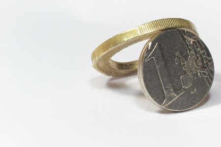 EUR broken