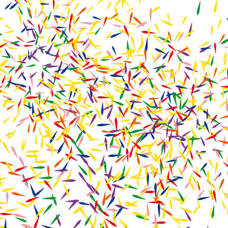 confetti background vector illustration royalty free cliparts