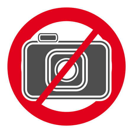 No camera  icon- ban