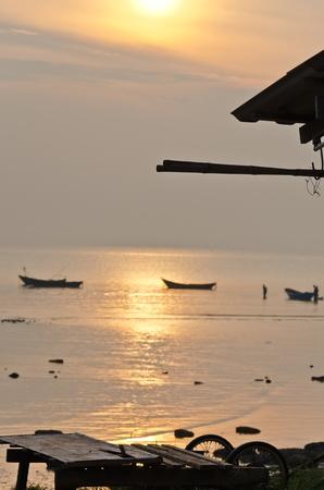 The work of fisherman