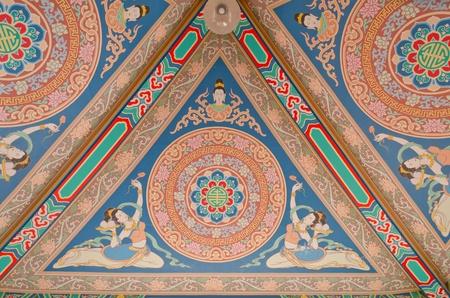 Art of ceiling