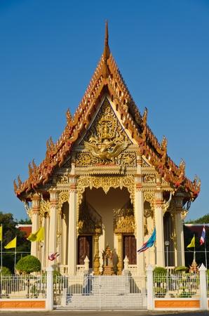 Luangporeie temple Stock Photo