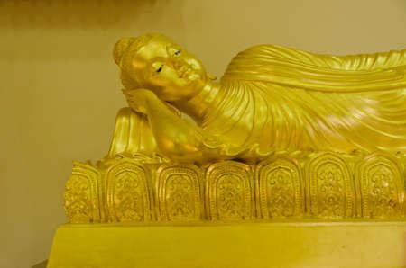 Reclining Buddha Editorial