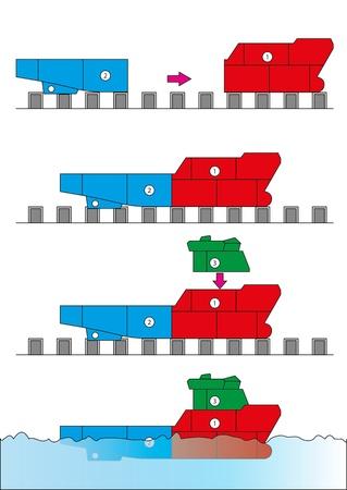 Ship Иллюстрация