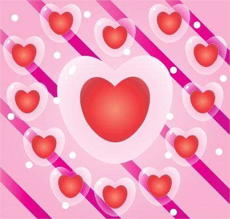 sweet of valentine heart