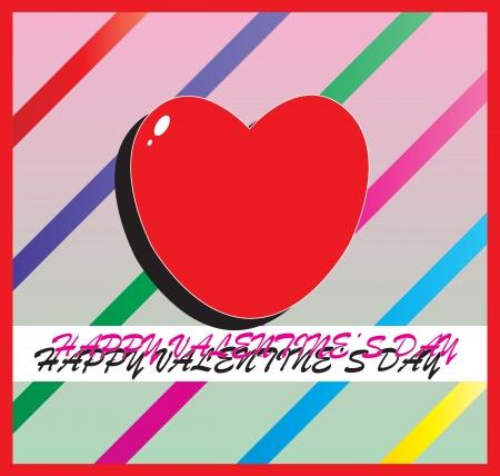 Happy valentine season