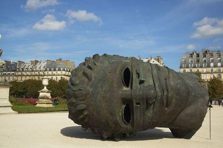 eros: Eros bendato, Tuileries, Parigi