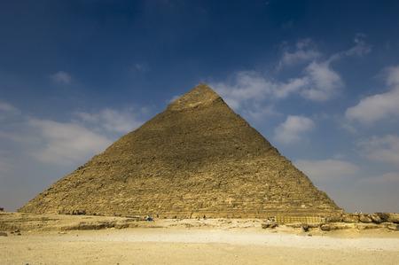 Inside Giza: Great Pyramid of Cheops (Khufu) Stock Photo - 1518566