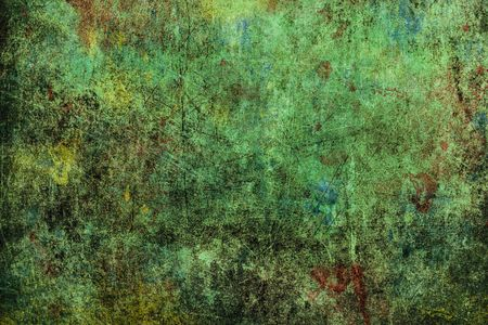 grunge textures: An old, grungy, rough painted surface perfect for texture or background.