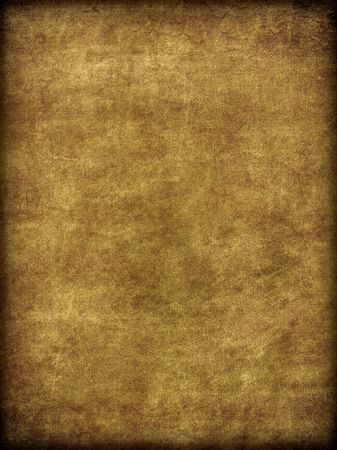 A weathered aged and worn background texture image of a burlap or canvas fabric like material.