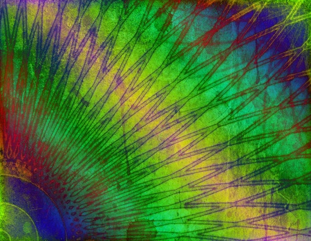 multicolored: An abstract colorful modern art background design pattern.