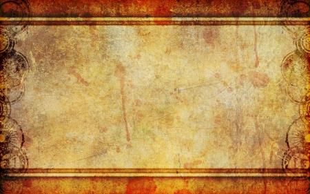 dark beige: An old, worn and damaged grunge canvas background or wallpaper image.