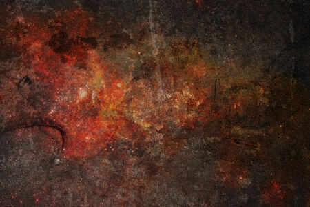 distressed: A very highly detailed grunge rusty, metal like background texture image distressed an with scratches