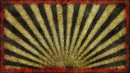 blotter: An abstract, unique ray or burst stripe pattern background design in a widescreen, 16:9 aspect ratio format.