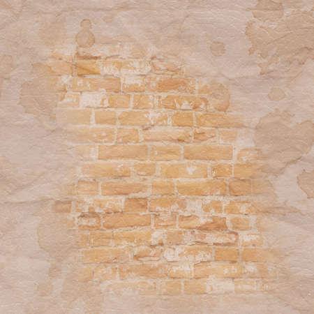 burned: Old grunge background for design