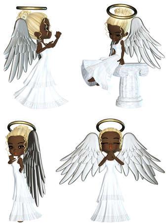 childen: angel