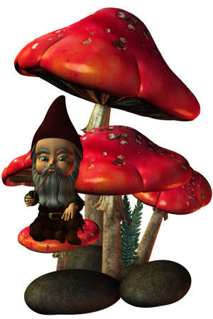 dwarf: Garden Gnome