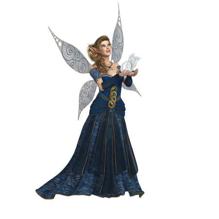 wing figure: Fairy