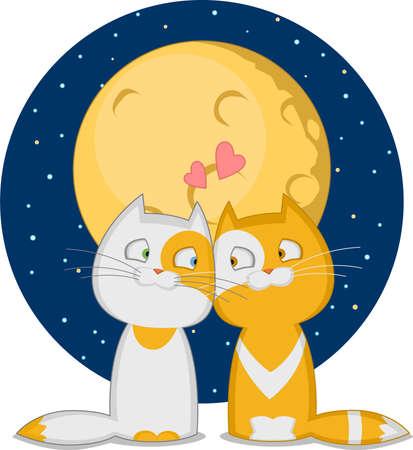 loving couple: Loving couple. Vector illustration. Illustration